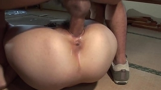 Her hairy cunt getting pumped with a everlasting cock