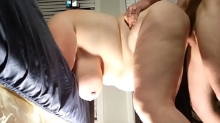 BBW MILF Cheating chiefly her Hubby with a Dude from a Hookup Site