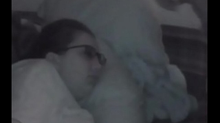Dumb Cock hungry slut woke up by a cock in her mouth...Suck, Fucks, takes facial
