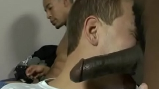 Blacks On Boys - Gay Interracial Porn Video 11