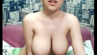 Amazing tits girl free cam