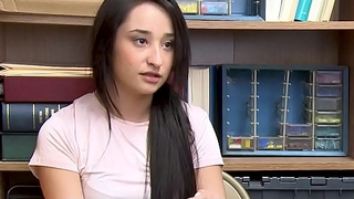 ShopLyfter - Teen Pays Security In Mating